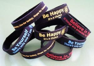 Project Hope Ropes: braccialetti personalizzati per la fiducia in