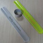 I braccialetti slap: la sicurezza a portata di polso