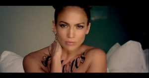 Jennifer Lopez tatuaggi temporanei 1