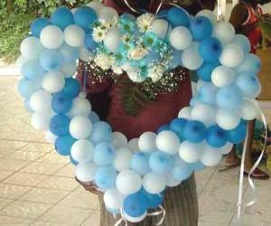 I palloncini personalizzati decorano tutte le feste!