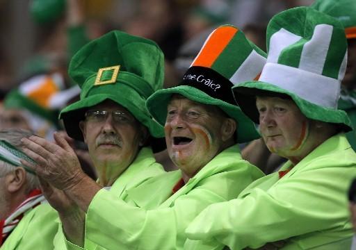 Tifosi irlandesi