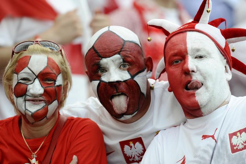 Tifosi polacchi