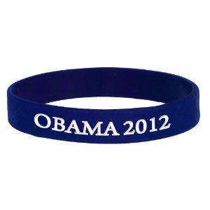 Braccialetti di silicone Obama