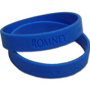 Braccialetti silicone Romney