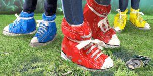 Copri scarpe impermeabile: perché non ci abbiamo pensato prima?