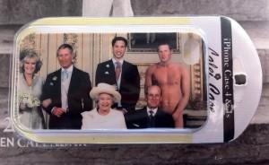 Un regalo per Natale? Il principe Harry nudo!