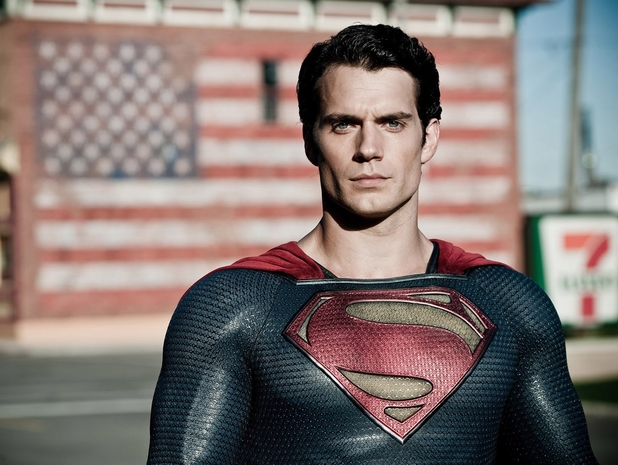 Superman il super eroe… Degli oggetti pubblicitari !