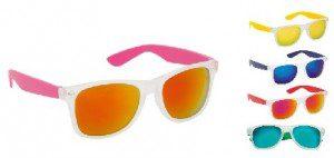 Occhiali da sole di moda promozionali